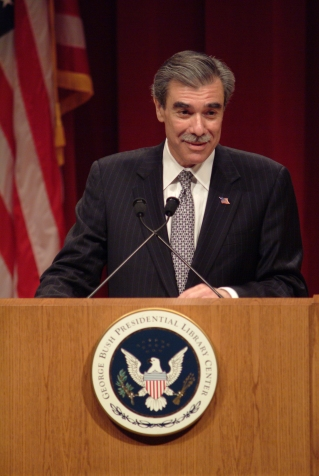 Carlos Gutierrez, Ex Secretary of Commerce