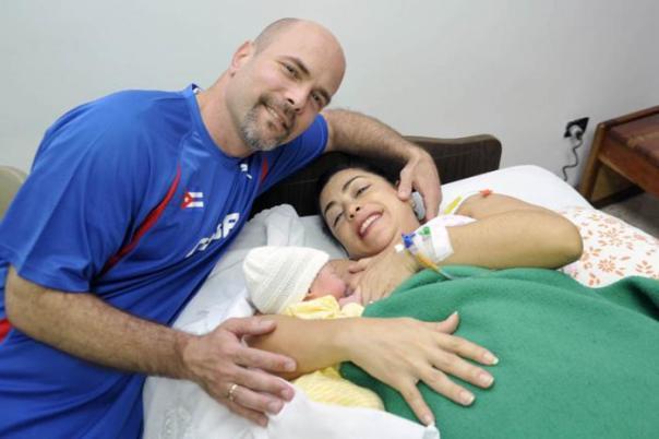 Gerardo, Adriana y Gema 2