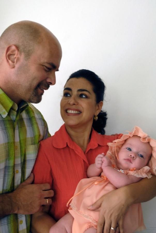 Gerardo, Adriana y Gema 5