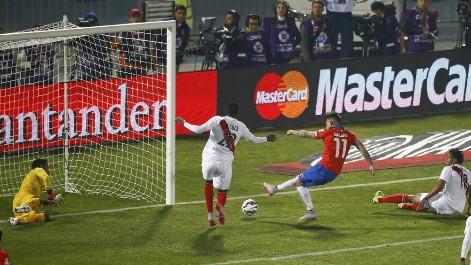 Gol de Vargas