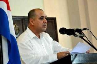 Ministro de salud Cuba Roberto Morales
