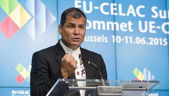 Rafael-Correa-CELAC-EFE