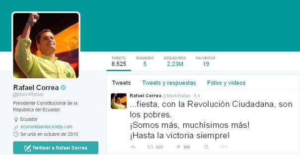 Tweet Correa 1