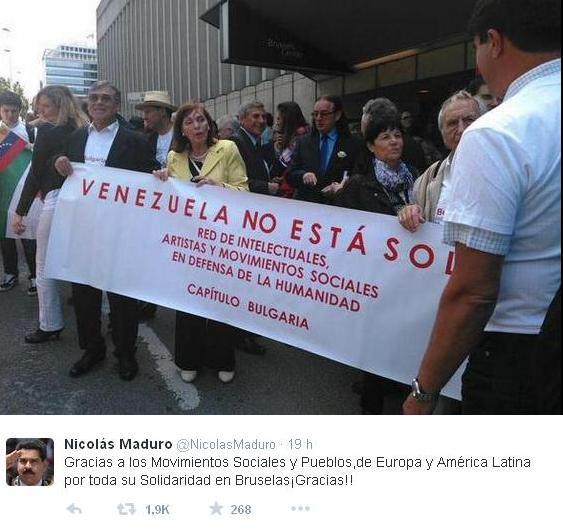 Tweet Maduro
