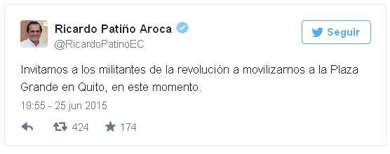 Twitt Patiño