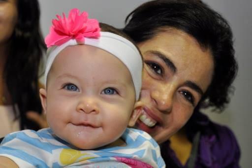 Gema y su mamá Adriana 2
