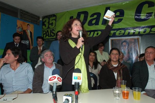 Maria Augusta Calle