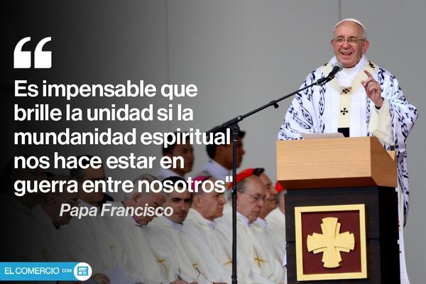 Papa Francisco en el Parque Bicentenario 2