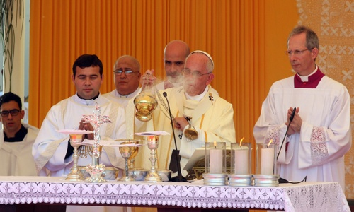Papa Francisco en Paraguay 3