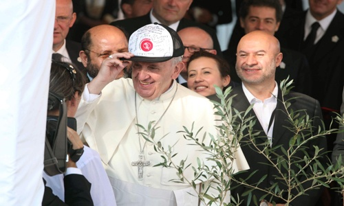 Papa Francisco en Paraguay 4