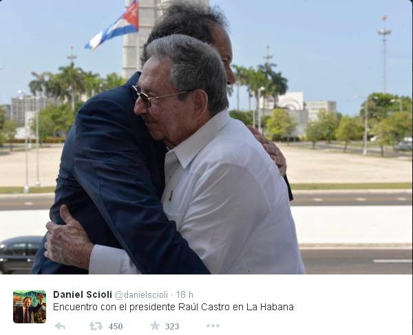 Raúl y Daniel Scioli 3