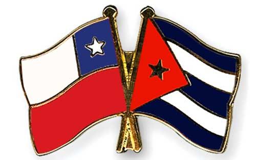 Chile y Cuba
