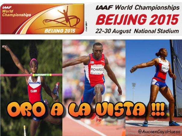 Cuba en el Mundial de Atletismo