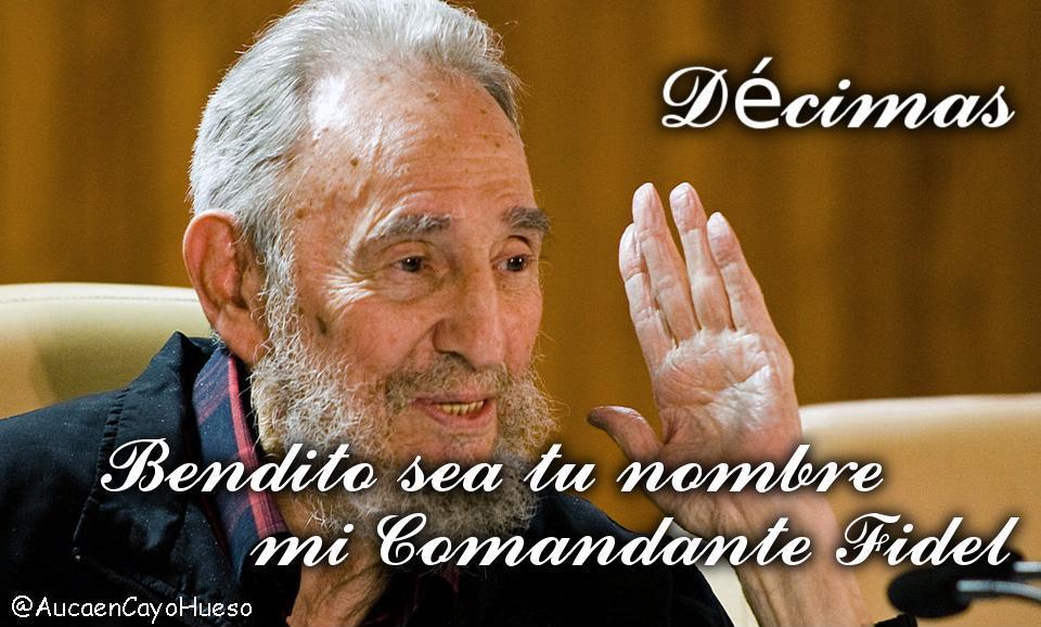 Décimas a Fidel