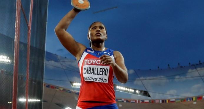 Compiten hoy cubanos del Atletismo en mítines de Francia e Italia