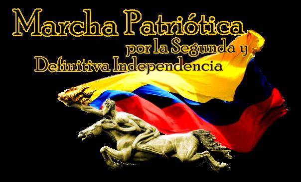 Marcha Patriótica Colombia