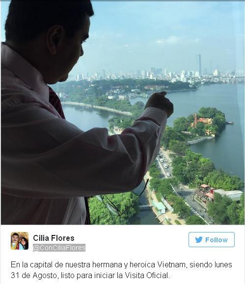 Nicolás Maduro en VietNam 3