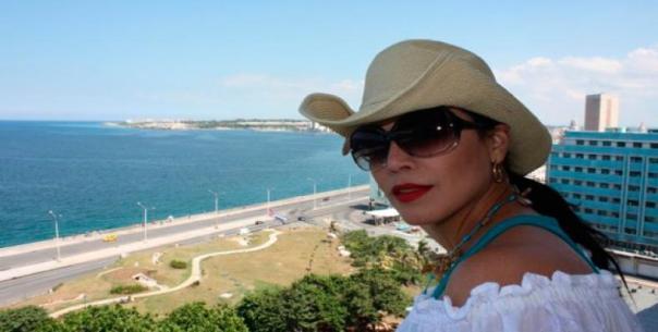 Olga Tañón en Cuba