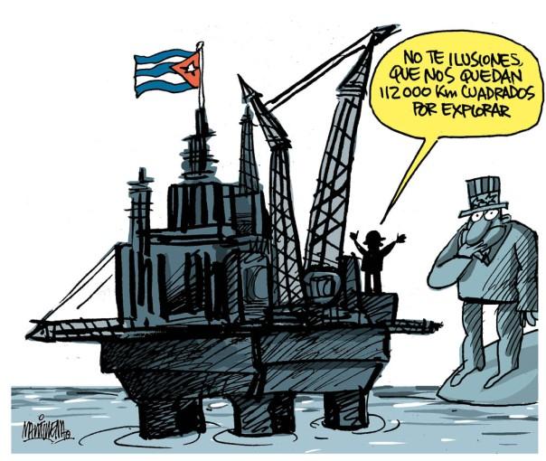Petróleo en Cuba