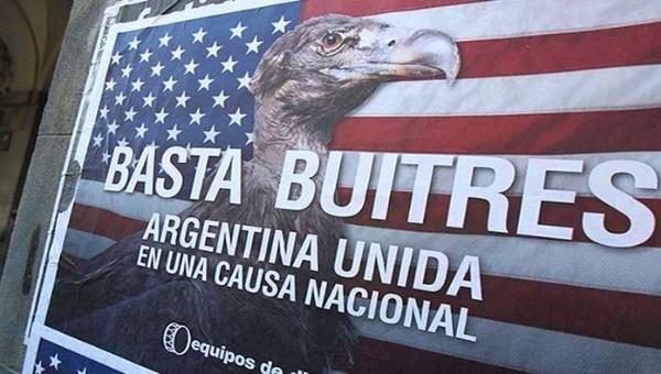 Argentina Fondos Buitres