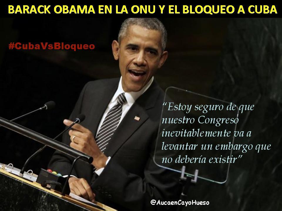 Barack Obama en la ONU