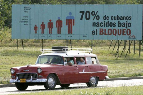 Cuba contra el Bloqueo 2