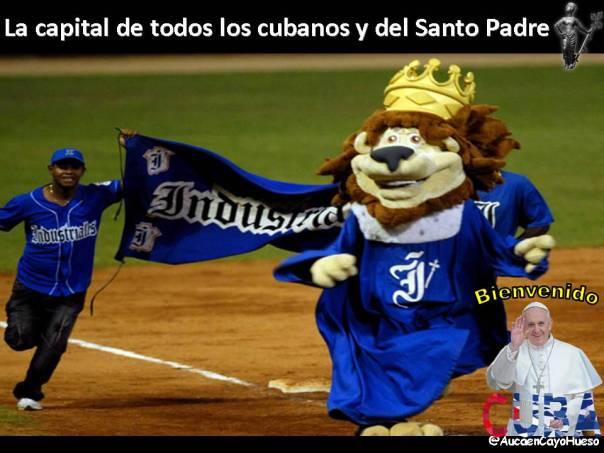 Cuba espera a Francisco 1