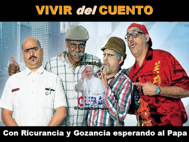 Cuba espera a Francisco 2