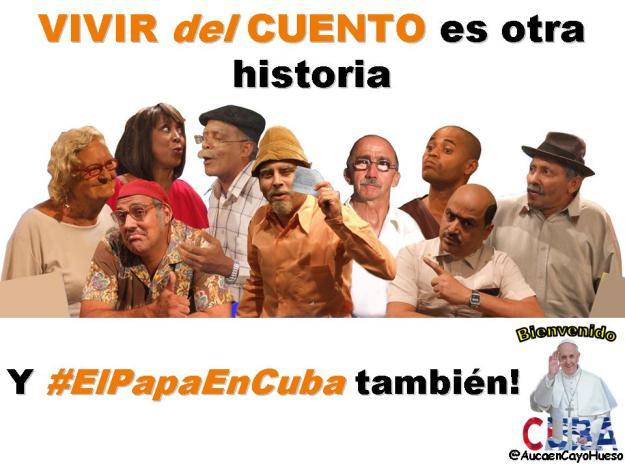 Cuba espera a Francisco 3