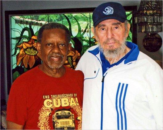Fidel Castro y Lucius Walker 2