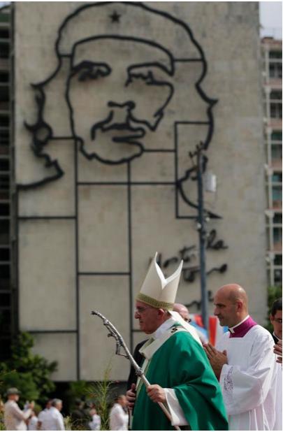 Homilía del Papa Francisco en La Habana 3