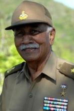 Comandante Juan Almeida