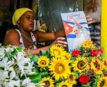 La Habana espera al Papa Francisco