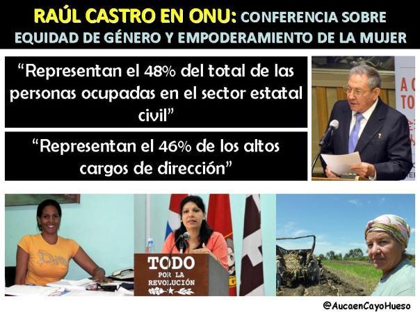 La mujer en Cuba