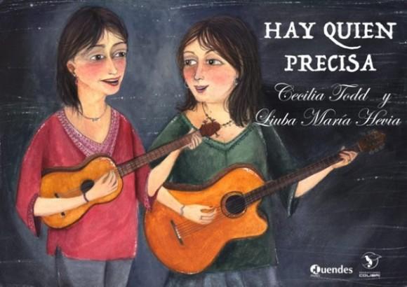 Liuba María Hevia y Cecilia Tood presentan Hay quien precisa