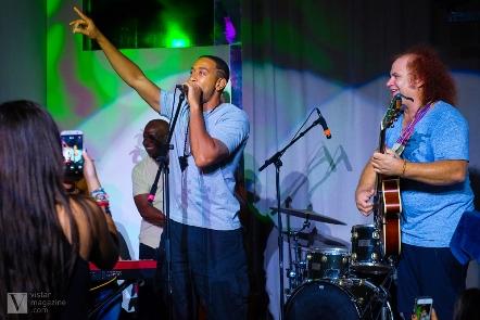 Ludacris en el Saraos´ Bar de La Habana