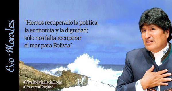 Mar para Bolivia 2