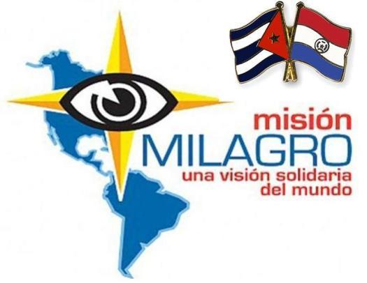 Misión Milagro en Paraguay