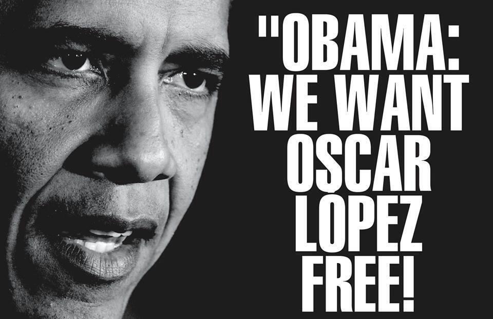 Obama libera a Oscar López