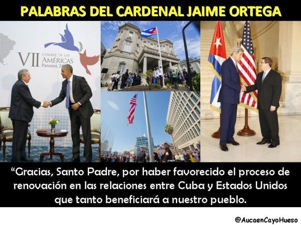 Palabras Cardenal Jaime Ortega 2