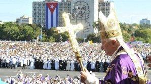 Papa Benedicto XVI en Cuba