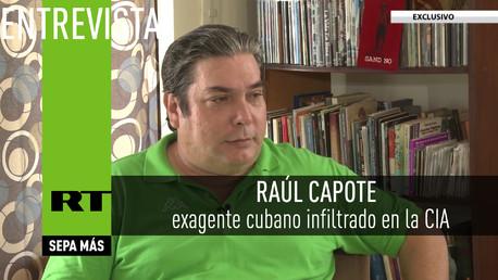 Raúl Capote Entrevista a RT