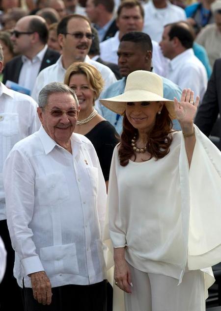 Raúl y Cristina Fernández
