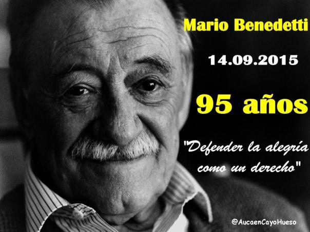 Recordando a Mario Benedetti