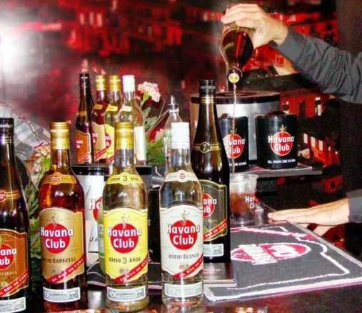 Ron cubano Havana Club