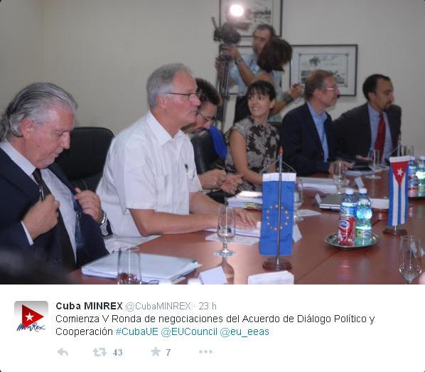 V Ronda de negociaciones UE - CELAC 2