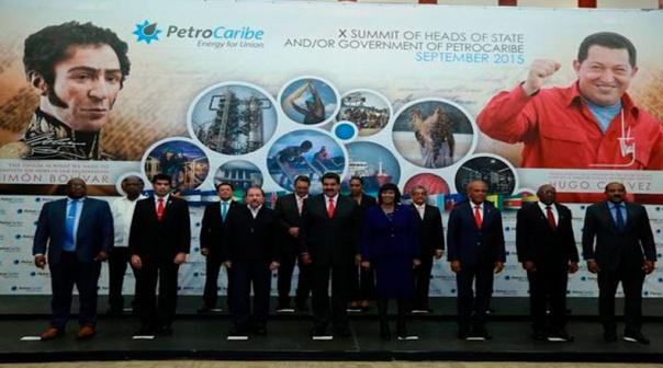 X Cumbre Petrocaribe