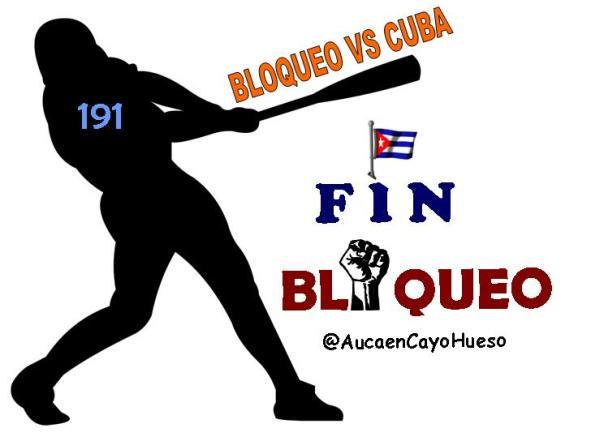 Fin del Bloqueo vs Cuba