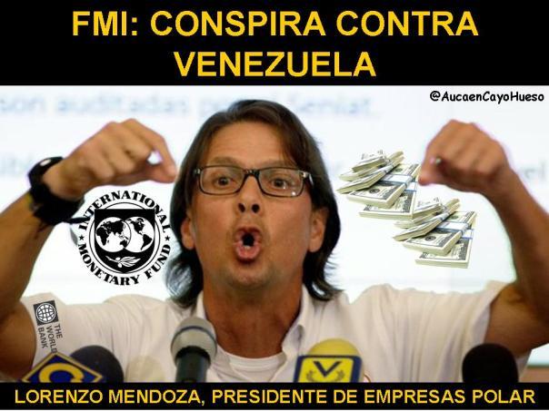 FMI Conspira contra Venezuela