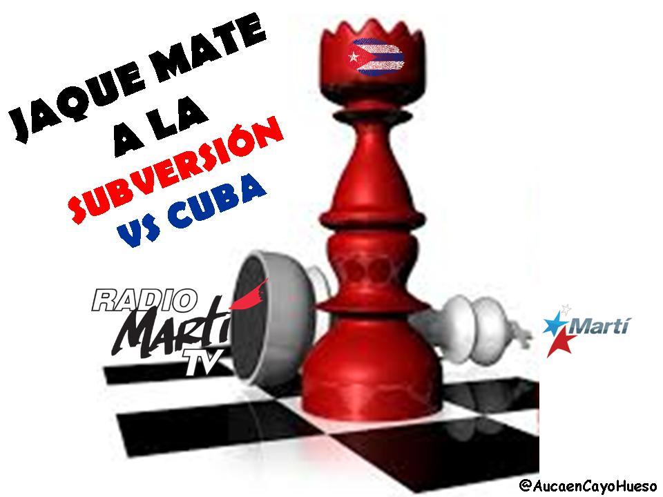 Jaque mate a la subversión contra Cuba